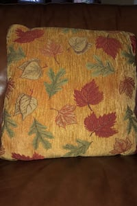 Fall Leaf accent pillow