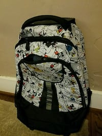 Disney Roller Backpack