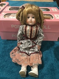 Brand new dolls $ 7 each  Brampton, L7A