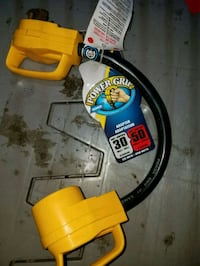 Power cord for camper
