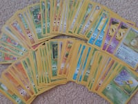 Jungle Pokemon Cards