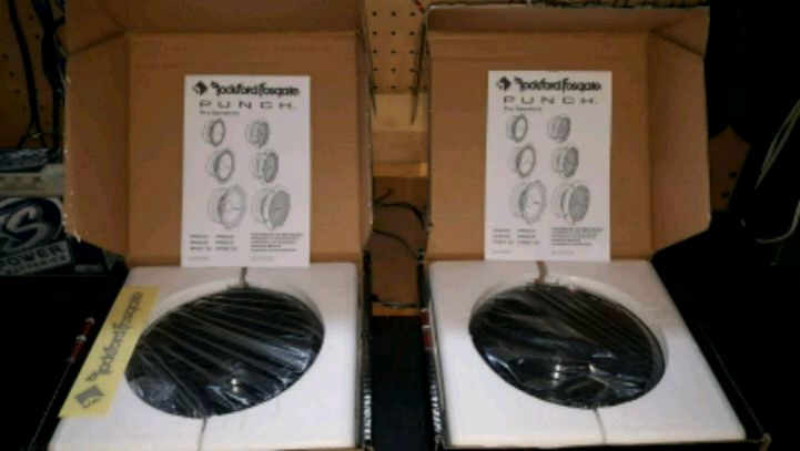 Photo BRAND NEW Rockford Fosgate Power Pro PPS4-8 8