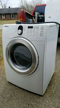 Used Samsung Electric Dryer