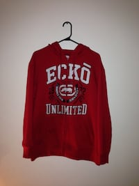 Ecko Unltd zip up sweater  3153 km