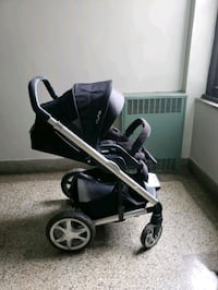 baby's black and gray stroller Queens, 11368