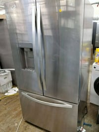 stainless steel french door refrigerator Irving, 75061