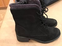 New Mossimo size 7 1/2 Black Boots Gilbert, 85295