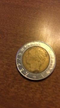 vintage  coin check it out