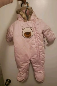 Infant (3 months) snow suit