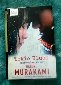 Libro Tokio Blues. Villamayor, 37185