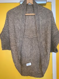 """REVOLUTION BY RICK'S"" SWEATER CARDIGAN"