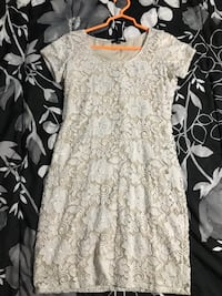 Women's white floral dress Los Angeles, 90002