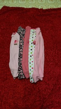 Toddler Pj bags sizes from 0-3,6-12 months