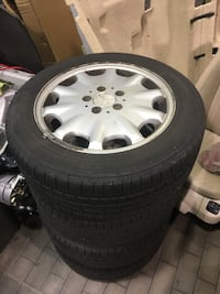 Mercedes Wheels and Tires 5x [TL_HIDDEN]  44 km