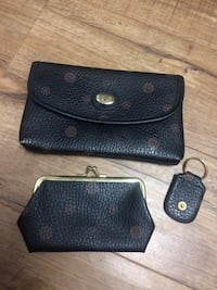Clutch & change purse set