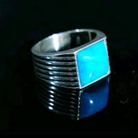 Men's Turquoise Turkish Gemstone Ring  Brampton, L6T 3L5