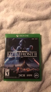 Star Wars Xbox battlefront two Lachine, H8S 2Y4