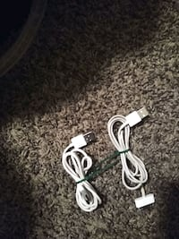 iPhone chargers