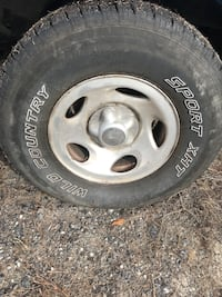 F150 wheels and tires Bennettsville, 29512