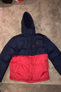 Polo winter jacket size small