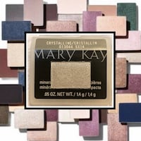 "Mary Kay Mineral Eye Color ""Crystalline"" Eyeshadow Virginia Beach, 23451"