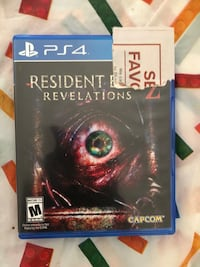 Resident Evil revelation 2 Glen Burnie, 21061