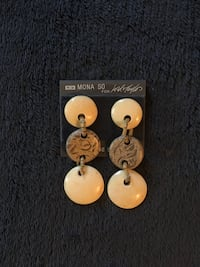 Women's Earrings Lord  and Taylors Mona So  Stamford, 06905