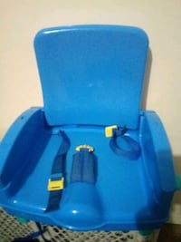 Blue Booster Seat Chester, 23831