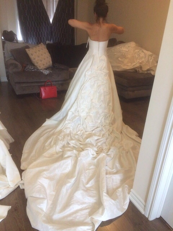 55171ae694c Wedding dress usado en venta en Toronto - letgo