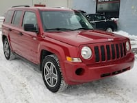 Jeep  Patriot  2008 Manual 184km
