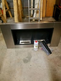 Ethanol fire place (wall mounted) Canton, 44707