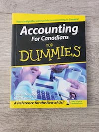 Accounting for Dummies  Calgary, T3M 2H9