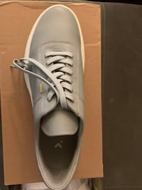 Brand new awesome leather sneakers. Brand is Casca Washington, 20009