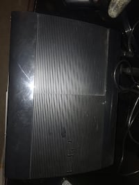 PS3 with 2 controllers and 2 games  Calgary, T2Y
