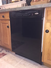 BLACK WHIRLPOOL DISHWASHER Somers Point, 08244