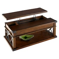 Rustic Lift Top Coffee Table  Nashville, 37209