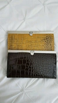 Small wallet clutches  Calgary, T3N 0E4