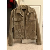 Club Monaco lined corduroy jacket Brookhaven, 30319