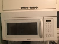 **Needs repair** Samsung over the range microwave