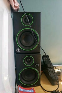 cr3 studio monitors