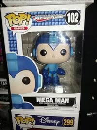 Mega man Funko POP Winnipeg, R2W 0X4