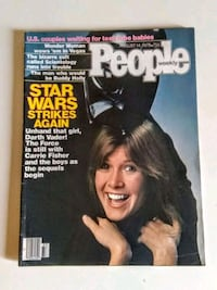 Vintage People Magazine Star Wars Cover August 14, 1978   Toronto, M4E 3V5