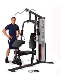 MARCY HOME GYM SYSTEM STACK MACHINE-NEW IN THE BOX!