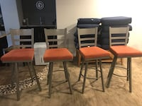 Swivel Bar stools 30 inch Winnipeg, R3X 1Y3