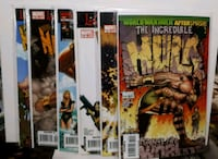 Marvel Comics Incredible Hercules 6 book lot Brampton, L7A 0N5