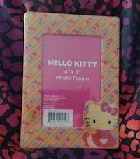 Hello kitty picture frame Riverside, 92506