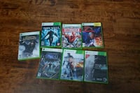 Xbox games. Selling individually or all at once Calgary, T3J 1M7