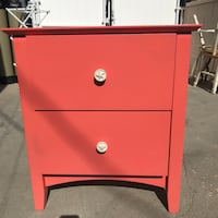 Coral 2-drawer nightstand Torrance, 90504