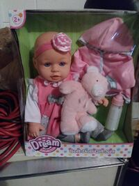 Dream Collection soft doll gift set Saint Cloud, 34769