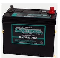 Centennial Marine Deep Cycle Battery DC24MF Group 24 Maintenance Free Greenbelt, 20770